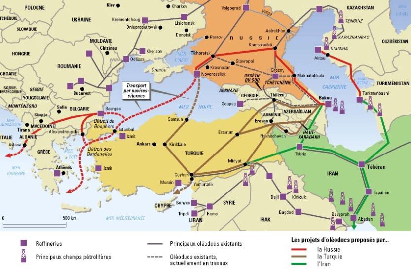 caspian-pipeline